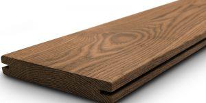Tikovine Outdoor plank